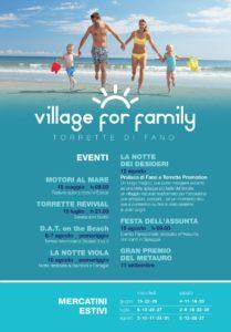 Calendario eventi Fano