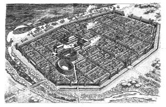 Fanum Fortunae Epoca Romana