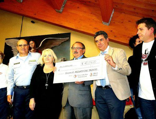 Da Fano 40.676,00 euro per Arquata del Tronto
