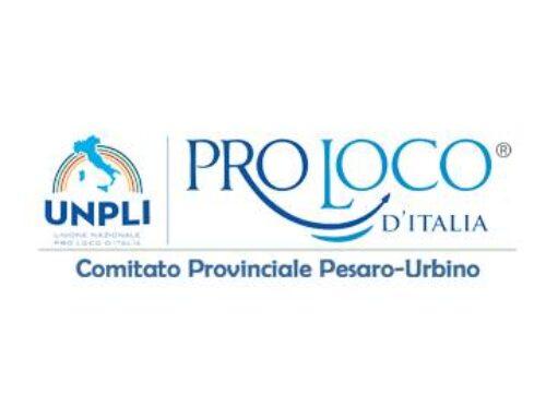 Canale Telegram delle Pro Loco di Pesaro-Urbino.