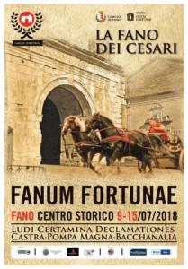 Fanum Fortunae - La Fano dei Cesari